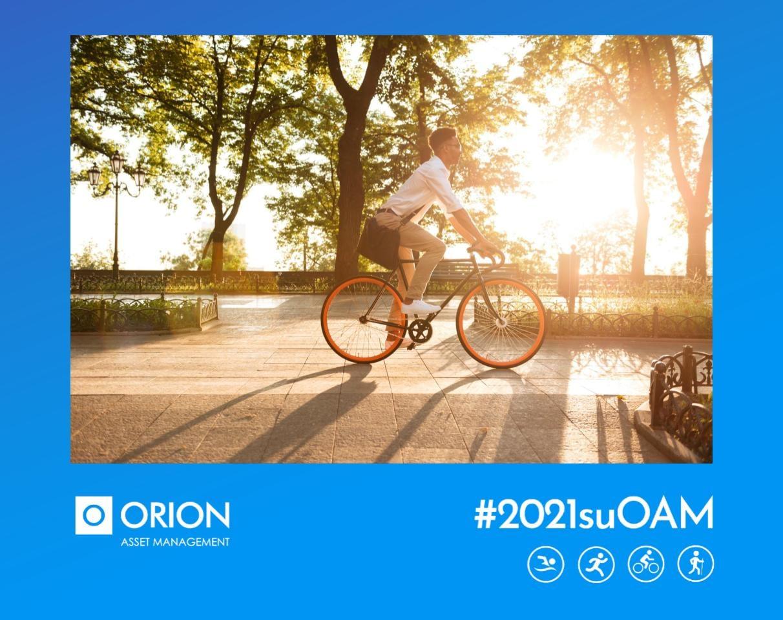 Sveikatingumo iššūkis su Orion Asset Management